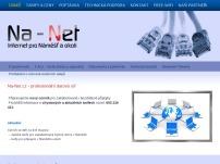 Na-Net – INTERNET pro Náměšť a okolí – Rudolf Sedlák