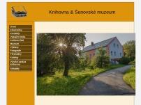 Knihovna & Šenovské muzeum