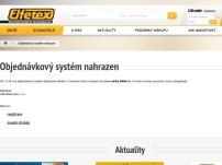 ELFETEX, spol. s r.o. – velkoobchod s elektroinstalačním materiálem