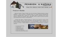 Penzion U Kačáka