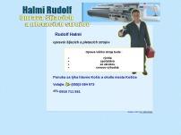 Rudolf Halmi