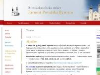 766bb30d0 Rímskokatolícka cirkev Farnosť Považská Bystrica - Info ...