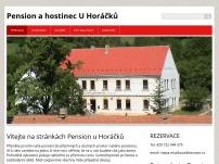 Pension a hostinec  U Horáčků