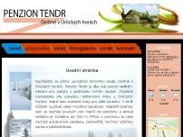 PENZION TENDR