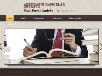Advokátní kancelář Mgr. Pavel Andrle
