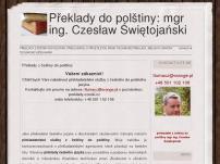 Překlady z češtiny do polštiny