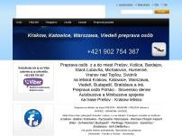 Prešov - Krakow