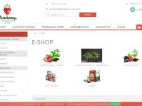 Jahodárna Vraňany e-shop