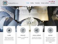 ProfmultiTec s.r.o. – frézování kovů, plastů a dřeva