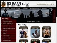 Bezpečnostní služba RAAN s.r.o.