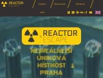 Reactor Escape – úniková hra