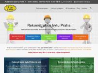 Rekonstrukce bytu Praha