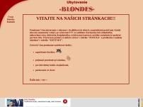 Ubytovanie Blondes