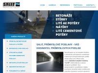SALIT - průmyslové podlahy