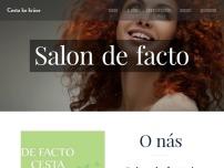 Salon de facto