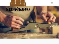 SEDAČKOVO® - slovenská výroba na mieru