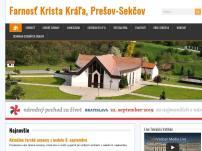 Kostol Krista Kráľa, Prešov
