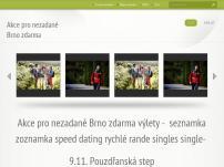 Akce pro nezadané Brno