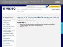 O-VIDEO, s.r.o.