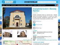 Evanjelický kostol, Banská Bystrica