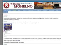 Tělocvičná jednota Sokol Mohelno