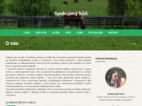Spokojený kůň – jezdecký klub