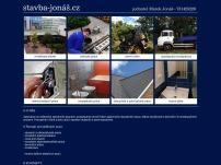 Stavba - Jonáš s.r.o.