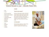 Jak na bolest zad – Zdeněk Štokr