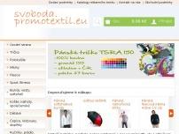 Svoboda.promotextil.eu