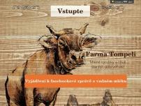TOMPELI – zemědělská farma Huntířov
