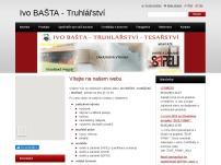 Ivo BAŠTA – Truhlářství