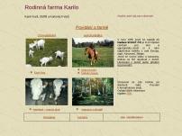 Rodinná farma Karilo