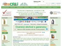 Motorové oleje a maziva