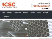 1CSC PRECISION TUBES, a.s.