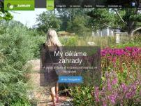 3D Zahrady