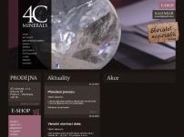 4C minerals, s. r. o. – přírodní dekorativní kameny