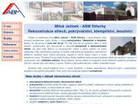 ABM - STŘECHY - Miloš Jelínek