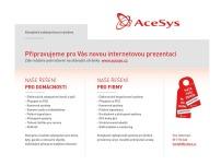 ACESYS s.r.o. – prodej a instalace elektronických zabezpečovacích systémů