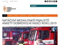 Svatý Florián – Dobrovolní hasiči roku