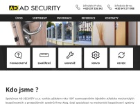 AD SECURITY s.r.o.