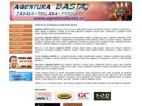 Agentura Basta - zábava, reklama, produkce