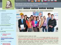 Akademie Jana Amose Komenského, o. s. – oblast Jihlava