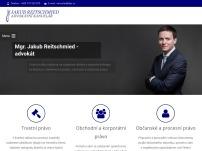Mgr. Jakub Reitschmied, advokátní kancelář