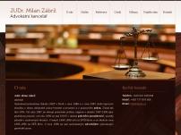 Mgr. Milan Zábrž, advokátní kancelář