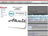 AKNIT.EU – e-shop PC a příslušenství, převážně DELL