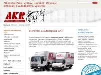 AKR – stěhování, autodoprava