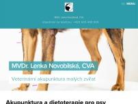 MVDr. Lenka Novobilská