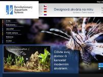 Akvária na míru –  designová akvária –  luxusní akvária – Ing. Tomáš Macháček
