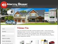 Alarmy Šlosar