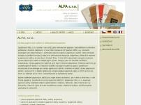Alfa, s.r.o.